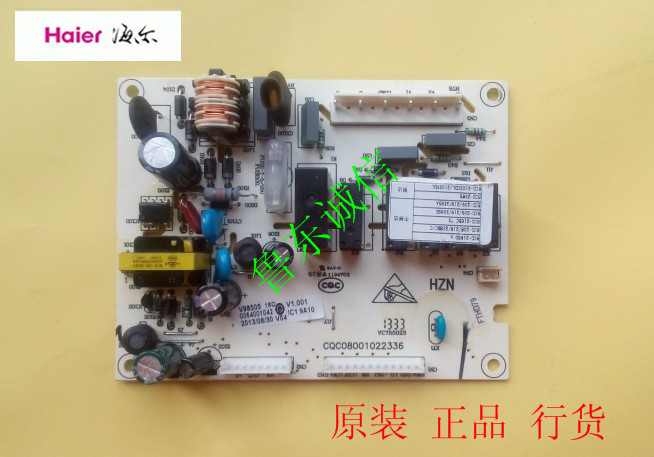Haier refrigerator power board main control board control board 0064001042 for severing the power board new original 220v 200w 3 axis mr j4w3 222b ac servo drive