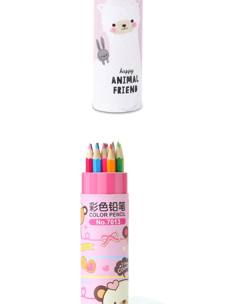 Deli painting color pencil 12/18 colors High quality drawing painting colors pencil artist supplies sketch Color Pencil 8