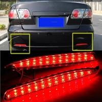 2X 24 LED Car Rear Bumper Reflector Brake Stop Running Light For Mazda 6 03 08