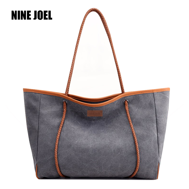 Popular White Tote Bags-Buy Cheap White Tote Bags lots from China ...