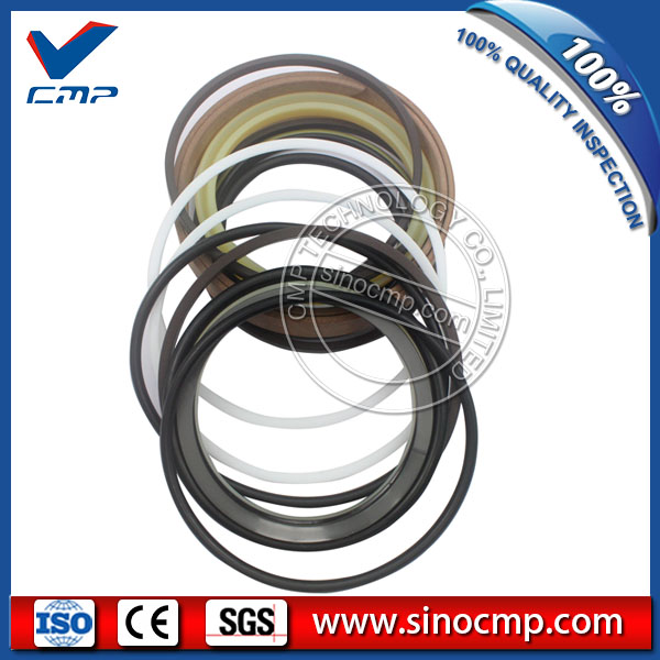 PC350-8 boom cylinder oil seal service kits, repair kit for Komatsu excavator