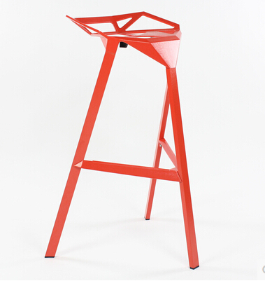 Free Shipping Red Magis Stool One