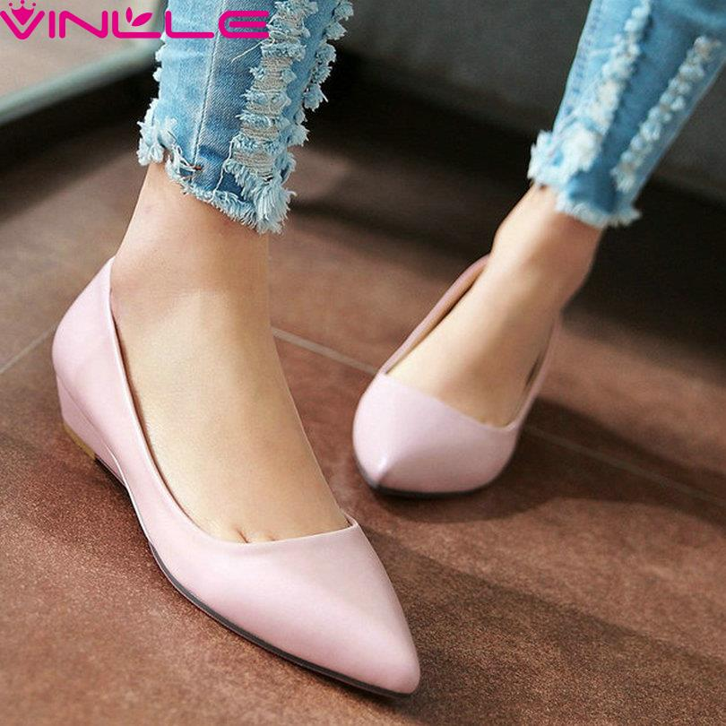 Compare Prices on Pink Wedges Size 11- Online Shopping/Buy Low ...