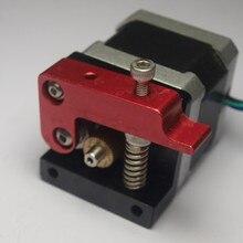Horizon Elephant 3D printer extruder Right-hand MK8 extruder direct drive extruder kit/set (no motor) full metal compact extrud