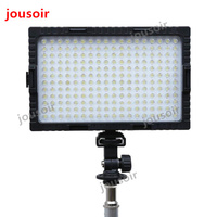 216 Bi Color LED Video Light Lamp Dimmable for illuminating Photographing or Filming for C N Camera DV 216VC CD50