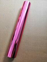 Folha de carimbo quente de luz vermelho 815-2 hot stamping em papel ou plástico 64 cm x 120 m