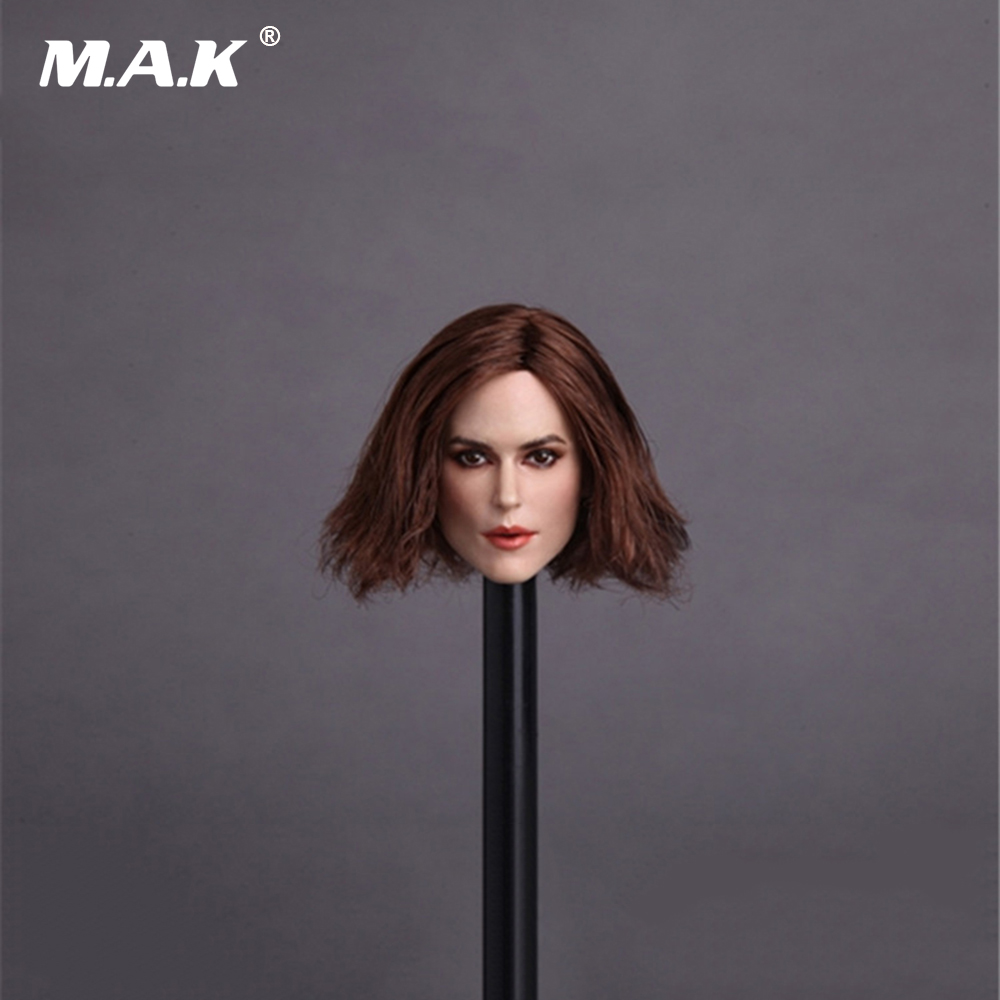 1/6 Scale GC007 Keira Knightley Head Sculpt for 12 Inches Bodies Toys Gifts Collections 12 inches mens muscle rubber body black skin figures bodies for 1 6 scale male head sculpts brinquedos toys collections