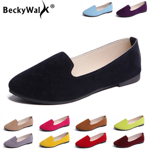 Spring Summer Women Flat Shoes