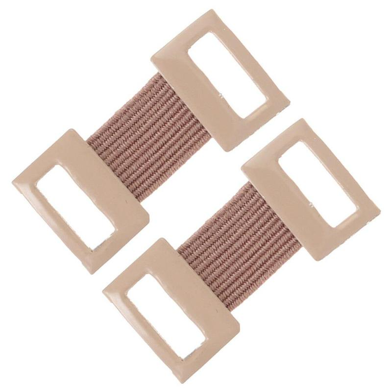 10 A Slot Stretch Bandage Aluminum Buckle Fixed With Aluminum Buckle Hook Loose Buckle Doll Furniture Accessories