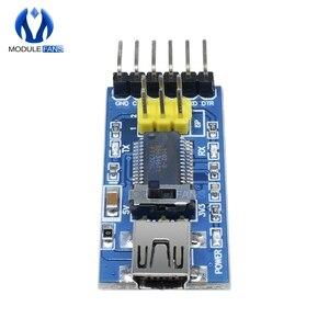 Image 5 - FT232RL FT232 FTDI USB 3.3V 5.5V a TTL Modulo Adattatore Seriale Porta Mini Per Arduino Pro A 232 programma di base Downloader