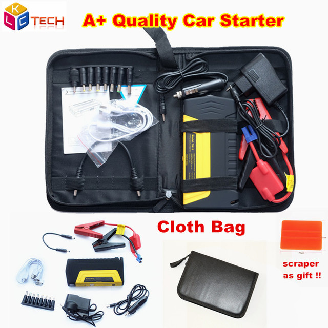 Best Price Emergency Car Jump Starter for Petrol Car 12v Portable Starter Car Emergency Auto Battery Booster Charger Power Bank