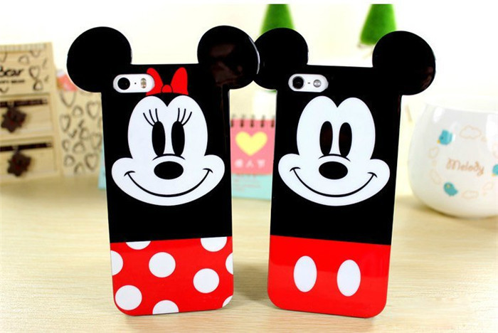 Iphone 4 Cases Cartoon Characters