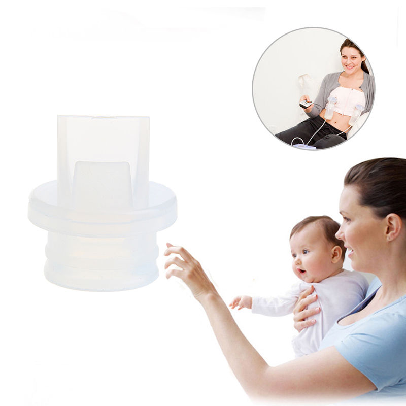 New 1Pc Duckbill Valve Breast Pump Parts Silicone Baby Feeding Nipple Pump Accessories