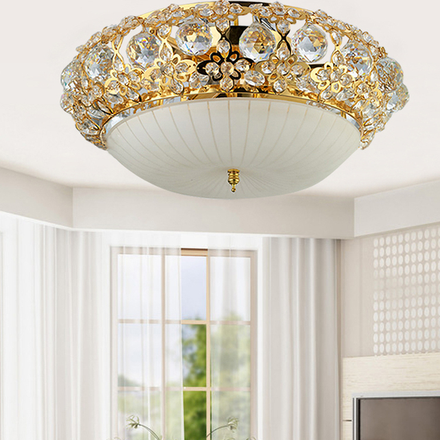 Classic luxury ceiling light gold crystal lamp lighting lamps 6005 classic luxury ceiling light gold crystal lamp lighting lamps 6005 aloadofball Image collections