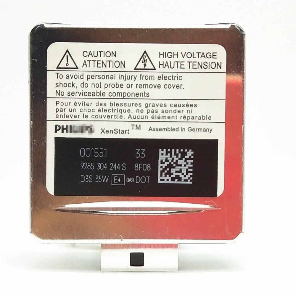 New OEM N10721801 HID Xenon Ph XenStart D3S Headlight Bulb N 107 218 01 for Audi A1 A3 A4 A5 A6 A7 A8 9285 304 244 S