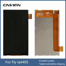 4405 Digitizer Panel Replacement Parts For Fly IQ4405 Touch + LCD Display Screen Assembly ; With Tracking Number