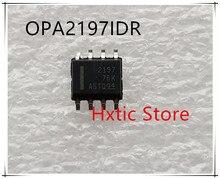 NEW  10PCS/LOT OPA2197IDR OPA2197ID OPA2197 2197 SOP-8 IC