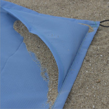 Ultralight חיצוני קמפינג מחצלת עמיד למים מיני כיס שמיכת נייד חיצוני פיקניק Mat חוף גן כרית חול משלוח מחצלת