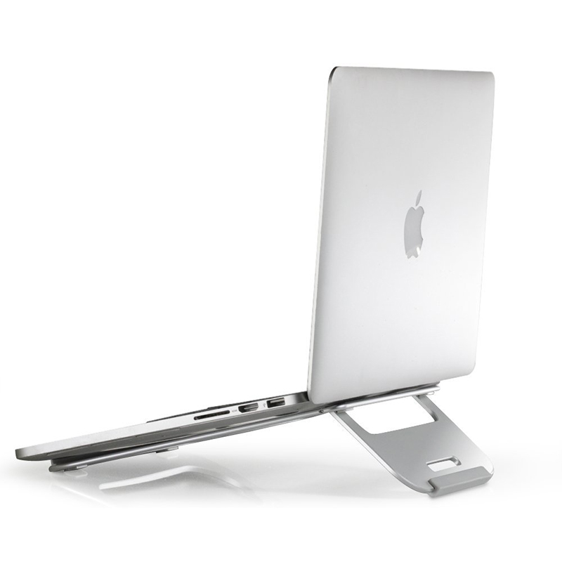 Portabil suport din aluminiu pentru laptop Stand pentru tablete de - Materiale școlare și educaționale - Fotografie 3