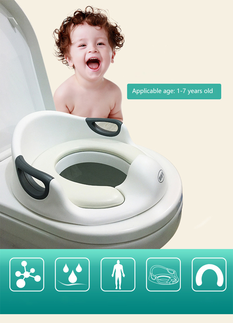 Baby Tragbare Toilette Sitz Baby Mädchen Junge Töpfchen Wc Ausbildung Sicher Komfort Wc Matte Weichen Stuhl Pad Sitz Tragbare Urinal Matte Unterscheidungskraft FüR Seine Traditionellen Eigenschaften