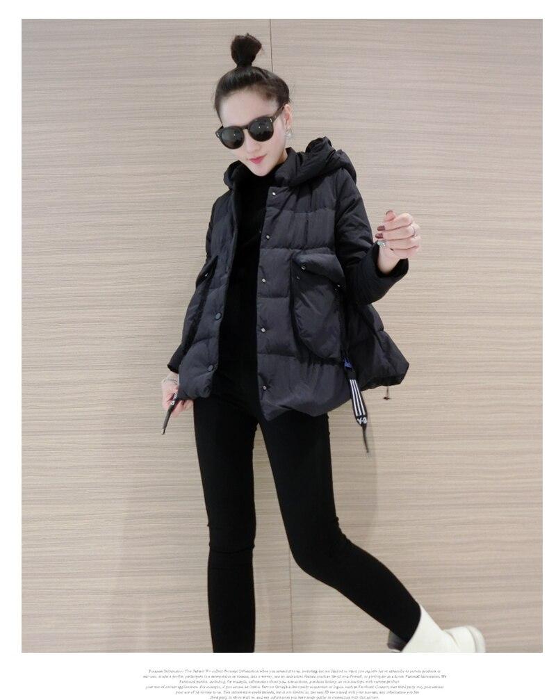 À Ch650 Grande Capuche Femmes Taille Manteau Long Femme Vestes Et Coton Veste Vêtements Manteaux Hiver Rembourré Black D'hiver q0aawxI8