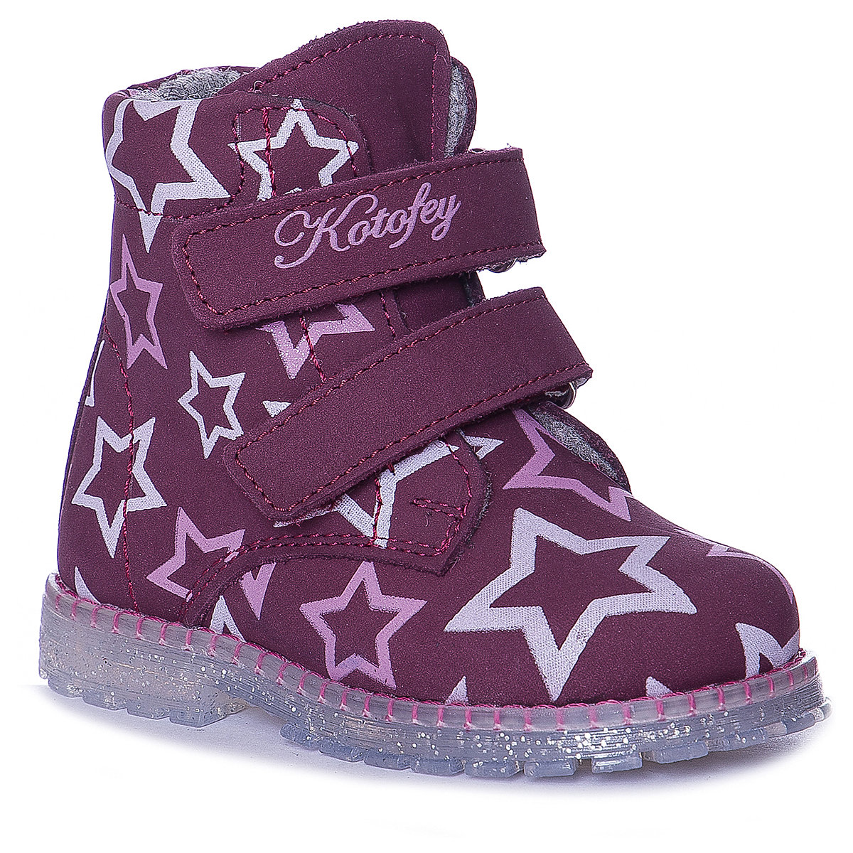 Boots KOTOFEY 10813910 Baby Shoes Footwear Of Boys And Girls For Kids MTpromo