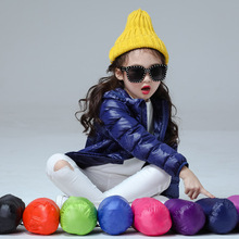 Children's winter jackets 90% down jacket for girl autumn Warm hooded Long Sleeve baby toddler boys jacket kids parka outerwear spring autumn kids duck down coats girls warm down jackets outlet cheap brand long sleeve waterproof wax jacket parka for girl