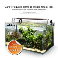 LED lighting Aquarium Fish Tank Aquarium Landscaping Light 12-24W Lamp with Transformer adapter ADE ADS series for Fish Tank цена и фото