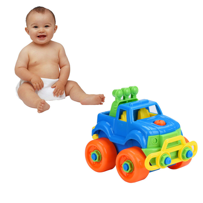 ᗐ New Fashion Baby Child Kid Christmas Gift Disassembly Car Truck ...