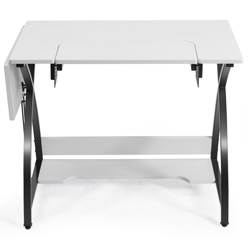 Mordern Sewing Craft Study Table Laptop Computer Desk With