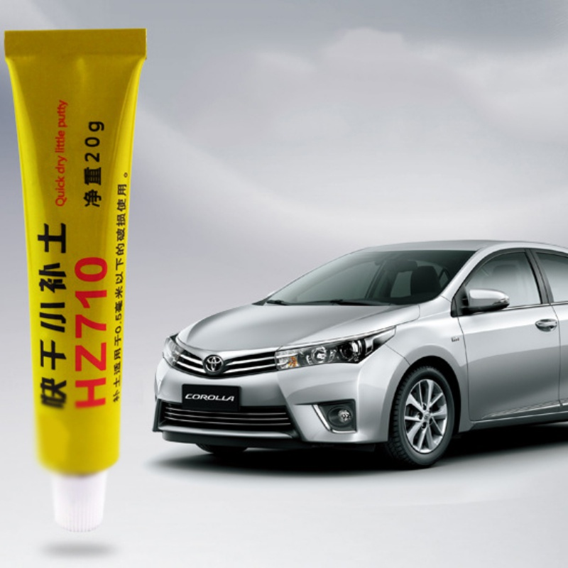 Car Paint Treatment Refinishing Pen Assistant Smooth Repair Tools Paint Care Surface Scratch Fill Soil Deep Mark Filling