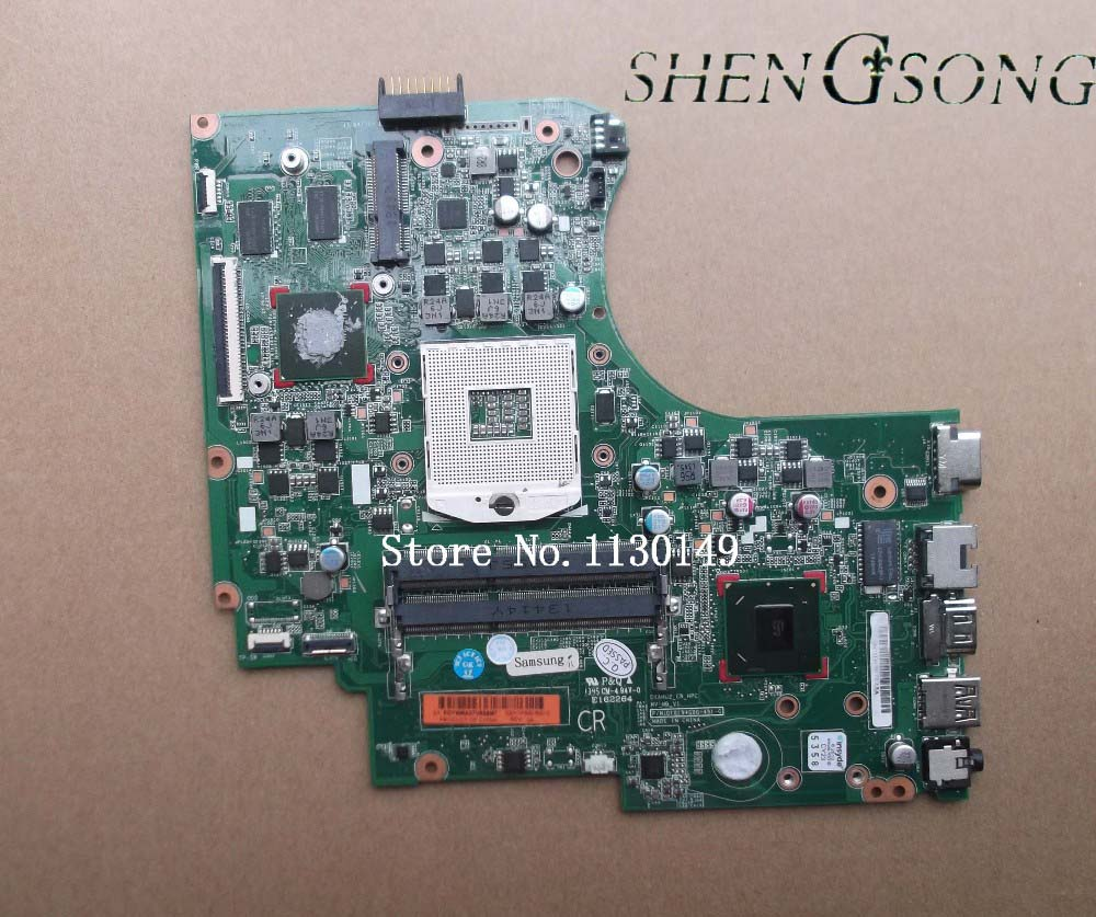 748839-001 Free shipping 748839-501 board for HP 15 15-D 250-G2 laptop motherboard with HM76 chipset DSC 820M/1G free shipping 100% tested 583079 001 for hp 4410s 4510s laptop motherboard with for intel gm45 chipset ddr3