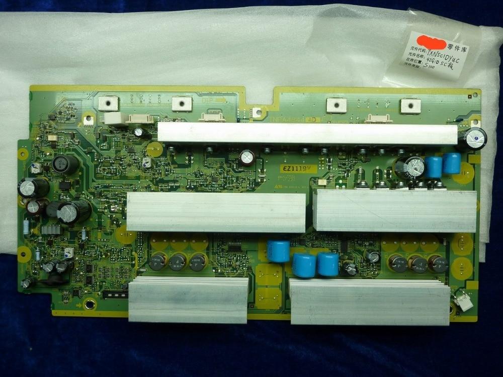 TNPA4844AD For Panasonic TH-P42G10C TH-P42G11C Plasma TV SC Board panasonic th 80lfb70