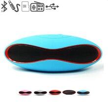X6 Mini Wireless Bluetooth Speakers Portable Handsfree Speaker Built in MIC Audio Receiver boom box Support TF Card USB стоимость