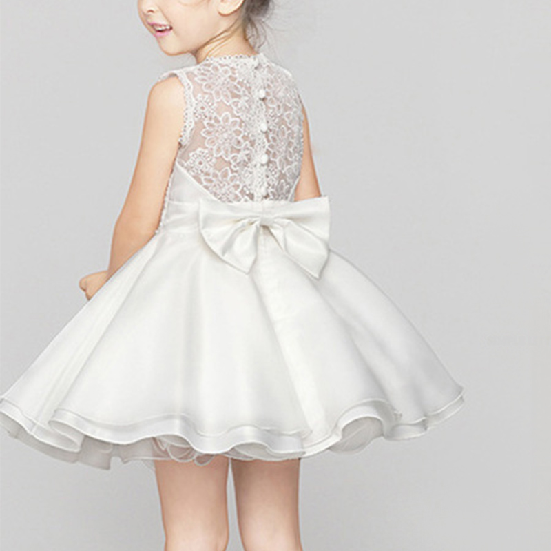GUMPRUN Baby Girl Floral Lace Princess Tutu Dress Butterfly Birthday Party Dresses For Kids Wedding Ball Gown Girls Clothes sleeveless casual dress for girl clothes princess dress baby girls clothes flower ball gown dresses kids birthday party costumes