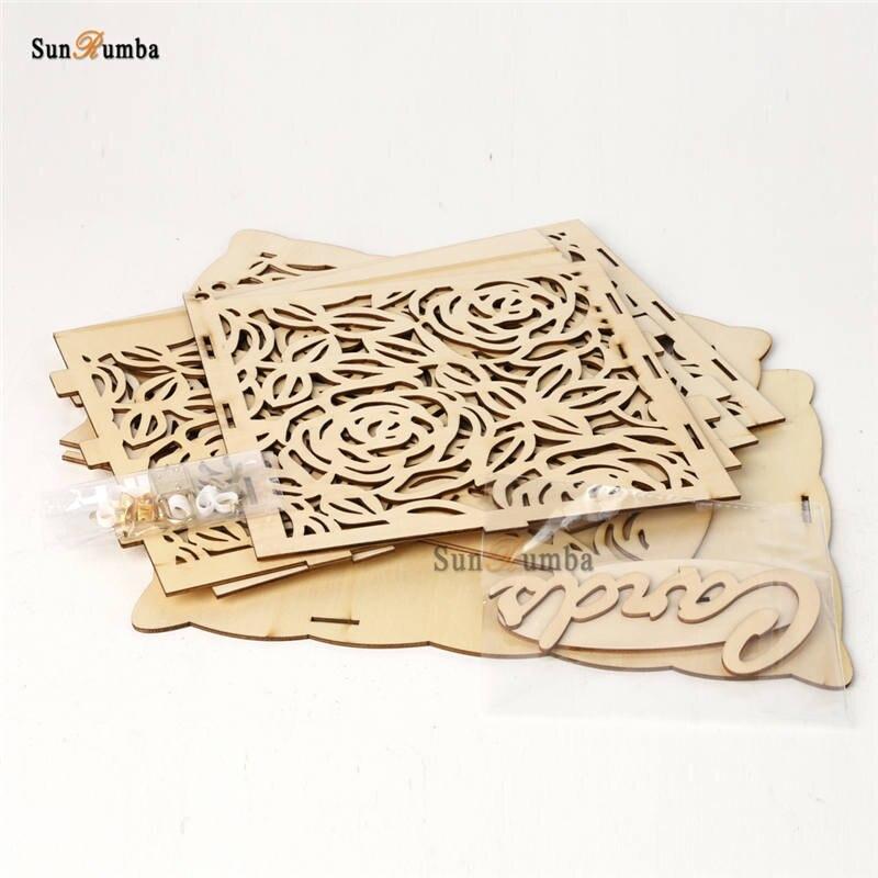 Wedding card box MUW-333-08