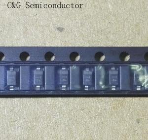100pcs 1206 1N4148W T4 1N4148 IN4148 SOD-123 Switching Diode SOD123