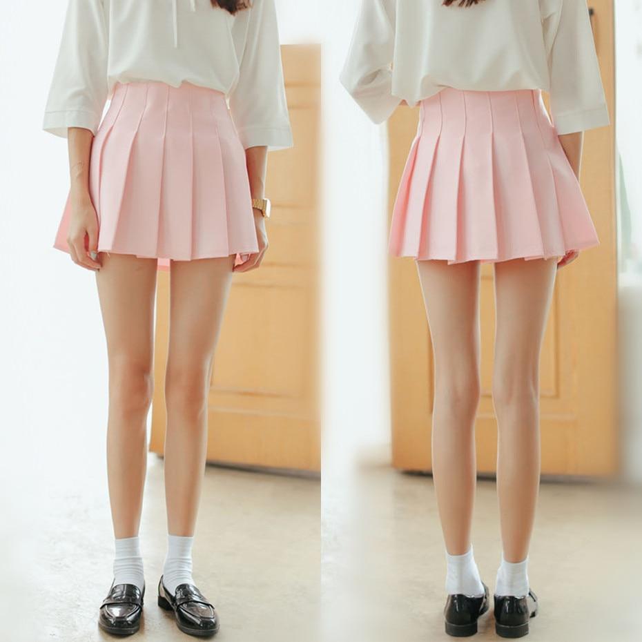 Корейская юбка как сшить