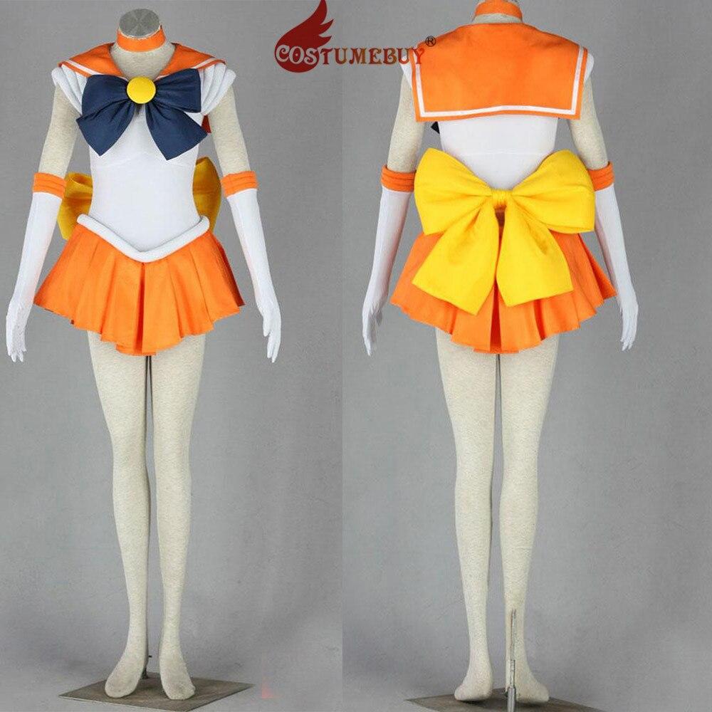 Costumebuy Anime Sailor Moon Haruka Tenoh Sailor Uranus Cosplay Costume Adult Girls Schools Suit L920 Goods Of Every Description Are Available Home