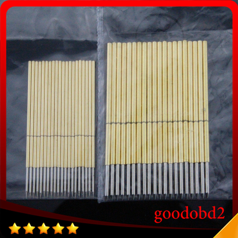 BDM Pin for 40pcs needles for BDM FRAME Tool Pin for BDM 100 ECU programmer ktag k-tag kess v2 fgtech ecu programmer tool