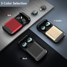 TWS Wireless Bluetooth Earphones for iPhone Samsung Smart Phone Mini Bluetooth Wireless Earbuds S7 Arlado(China)