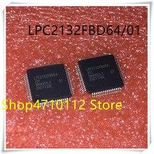 NEW 10PCS/LOT LPC2132FBD64 LPC2132FBD64/01 LPC2132 LQFP-64 IC