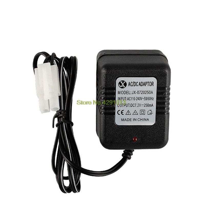 Camera Charger Orderly Rechargeable Battery Charger Ni-cd Ni-mh Sc Batteries Pack El Plug Adapter Connector 7.2v 250ma Output Mild And Mellow