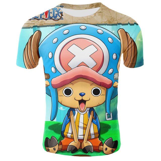 One Piece 3D T-shirt
