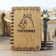 Totoro Wooden Planner