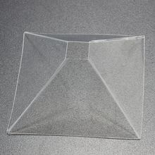 New Arrival High Quality 3D Holographic Display Pyramid Stand Projector for Andriod for iPhone Smart Phone