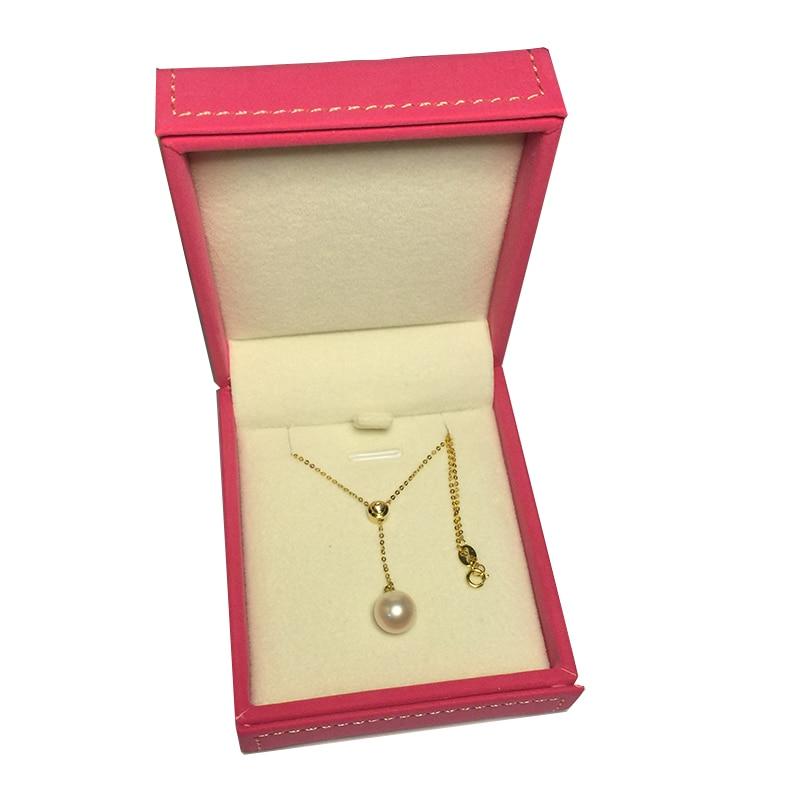 Sinya 18 Karat Au750 Gold Halskette Inlay 0,023 Karat echten - Edlen Schmuck - Foto 6