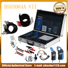 Hantek DSO3064A набор VII USB 2,0 DSO3064A 4 канала Осциллограф с подключением через порт USB 200MSa/s в реальном времени DSO3064A набор VI Виртуальный осциллограф