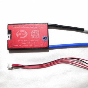 Image 3 - 3S 12V 10A 15A 20A 30A 40A 50A 60A BMS Batterie Management System PCM PCB für 18650 Lithium ionen Batterie Pack Mit Balance