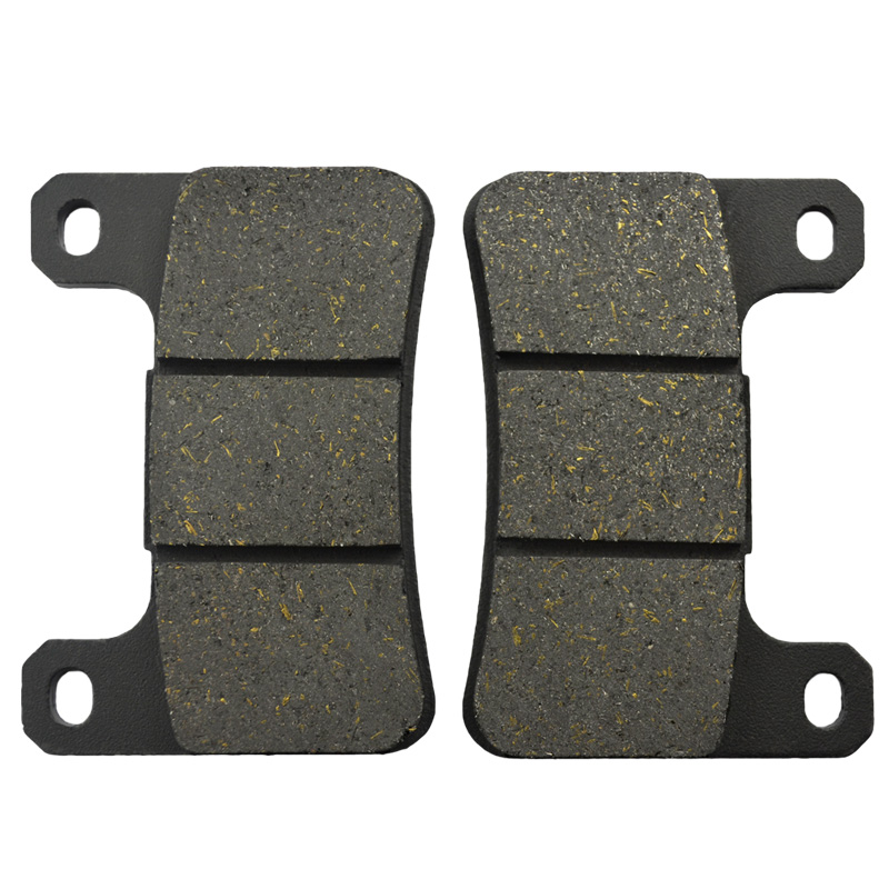 Motorcycle Front Brake Pads For SUZUKI GSXR600 GSXR750 K6 K7 K8 K9 L0 / GSXR1000 K7 K8/ GSX 1300 R Hayabusa 04-10 for suzuki gsxr600 gsxr750 gsxr1000 gsx s1000 f tl1000s clutch cable wire adjuster m10 1 5 motorcycle accessories cnc billet